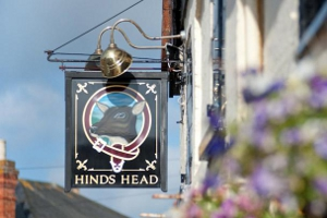 The Hinds Head at Bray
