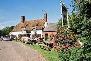 The Crooked Billet at Stoke Row