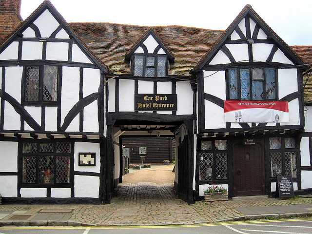 Places To Stay With Dogs Uk