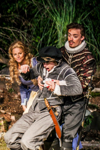 Chiltern Shakespeare Company ('As You Like It' production)