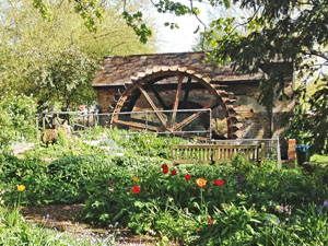 Pann Mill Watermill