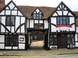 The Kings Arms Hotel at Amersham