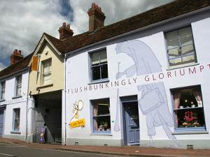 The Roald Dahl Museum & Story Centre in Great Missenden