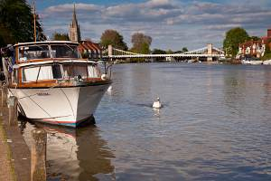 The Thames at Marlow