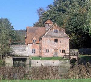 The Watermill at Mapledurham