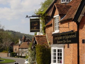 The Miller of Mansfield at Goring-on-Thames