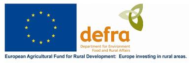 defra: Department for Environment, Food & Rural Affairs | European Agricultural Fund for Rural Development: Europe investing in rural areas.